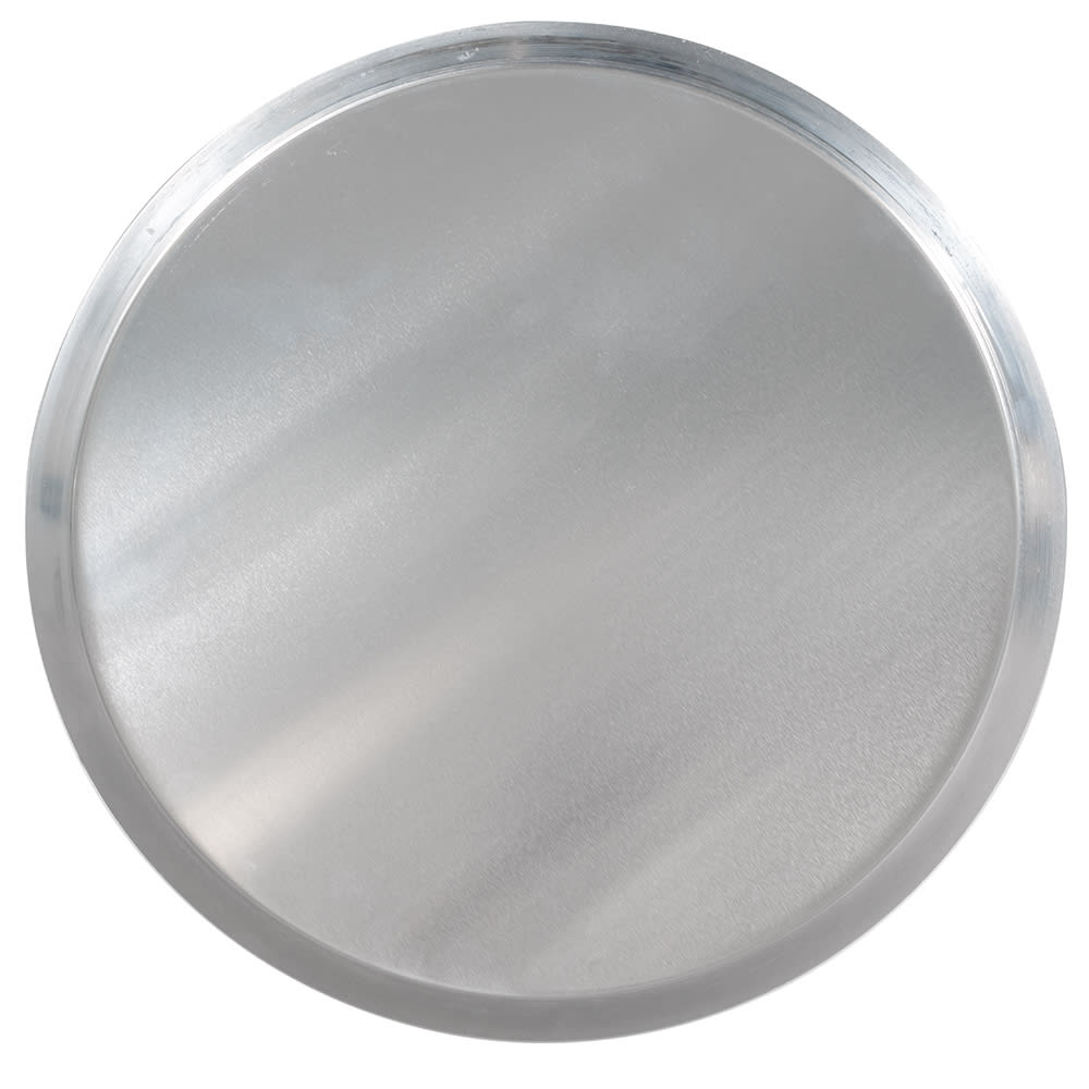 "American Metalcraft CAR16 16"" Solid Pizza Pan, Aluminum"
