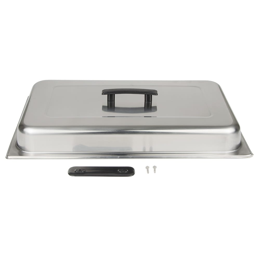 American Metalcraft CDCV77 Rectangular Chafer Lid, Stainless