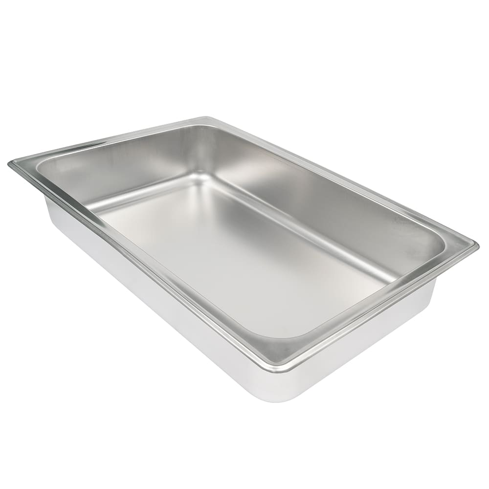 American Metalcraft CDWP66 Rectangular Chafer Water Pan, Stainless
