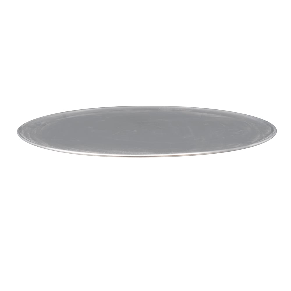 "American Metalcraft CTP18 18"" Solid Pizza Pan, Coupe Style, Aluminum"