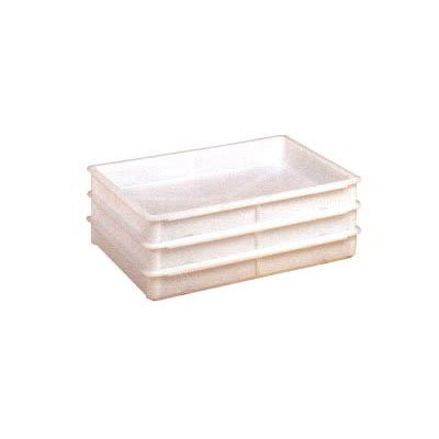 "American Metalcraft DBP1826 18"" Dough Box, Warm White"