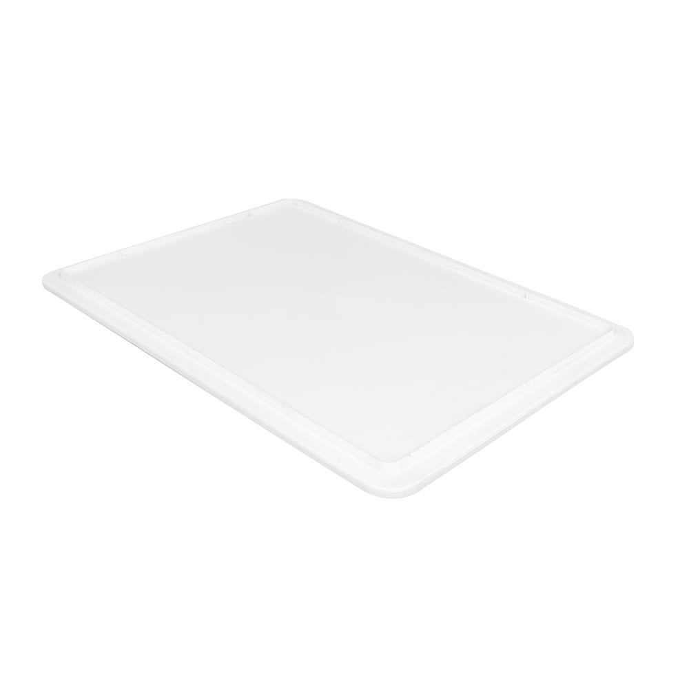 American Metalcraft DRBC1826 Dough Retarding Box Cover Fits DRB18263 & DRB18266, White/Plastic