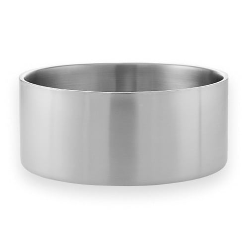 """American Metalcraft DWB10 10"""" Straight Sided Bowl, Stainless"""