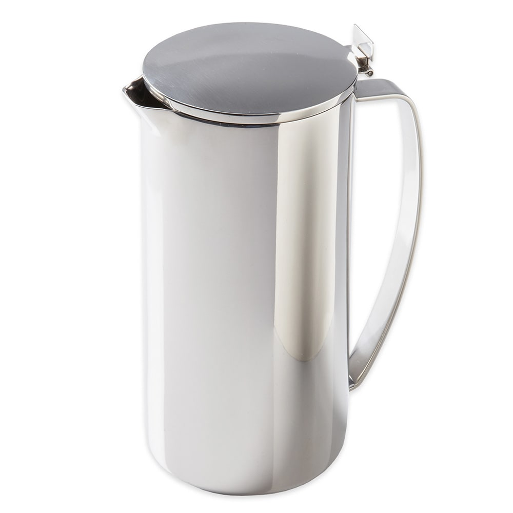 American Metalcraft Dwcp48 52 Oz Insulated Water Pitcher Hinged