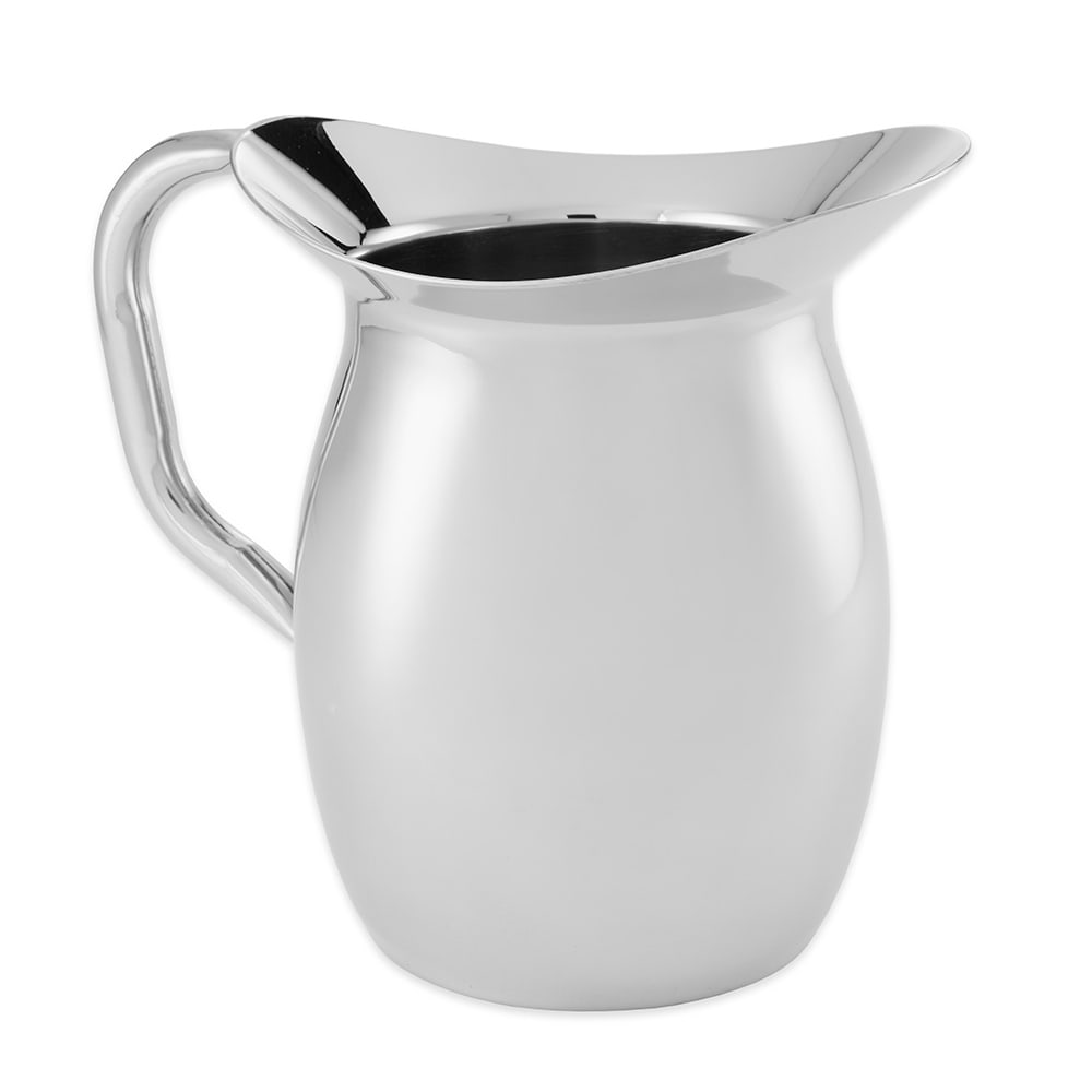 American Metalcraft DWP64 Pitcher w/ 64 oz Capacity, Mirror Finish, Stainless