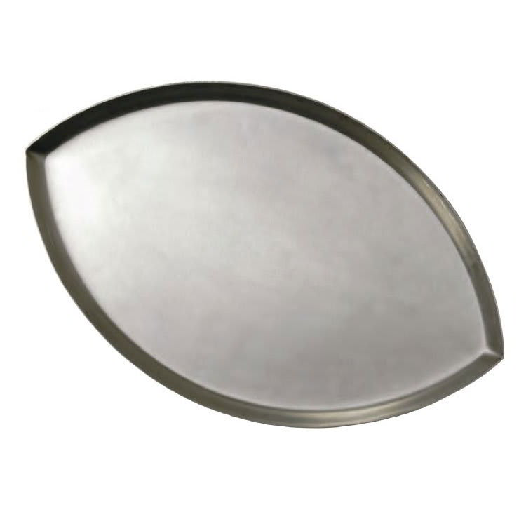 American Metalcraft FBALL1HC Football Shaped Pizza Pan, .62-in Deep, Hardcoat, Aluminum