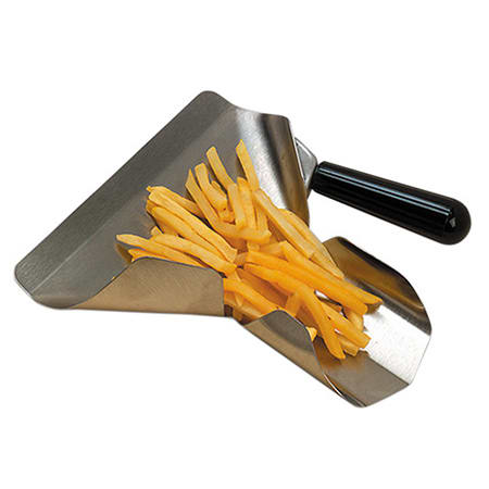 American Metalcraft FFSR1 Stainless French Fry Scoop