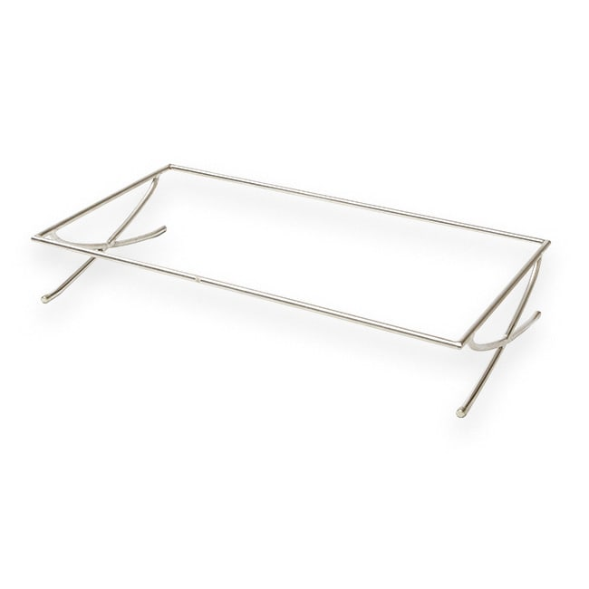 "American Metalcraft GSST2514 26.25"" Rectangular Griddle Stand, Stainless"