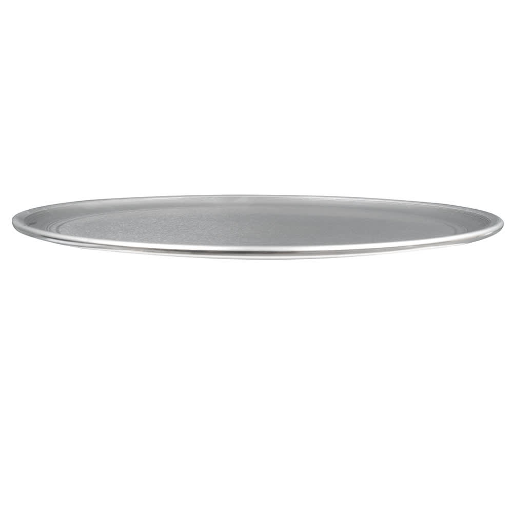 "American Metalcraft HACTP13 13"" Coupe Style Pizza Pan, Aluminum"