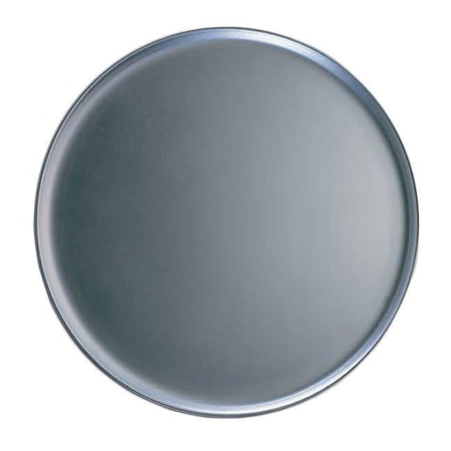 "American Metalcraft HACTP16 16"" Coupe Style Pizza Pan, Aluminum"