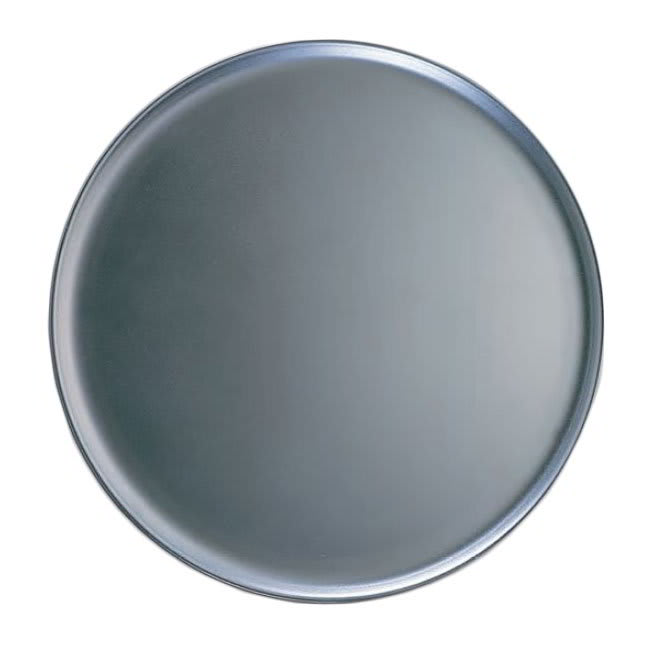 """American Metalcraft HACTP18 18"""" Coupe Style Pizza Pan, Aluminum"""