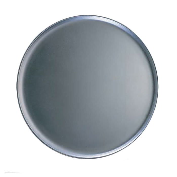 """American Metalcraft HACTP21 21"""" Coupe Style Pizza Pan, Aluminum"""