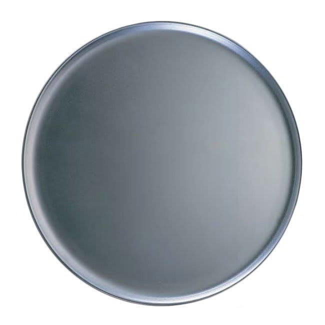 """American Metalcraft HACTP22 22"""" Coupe Style Pizza Pan, Aluminum"""