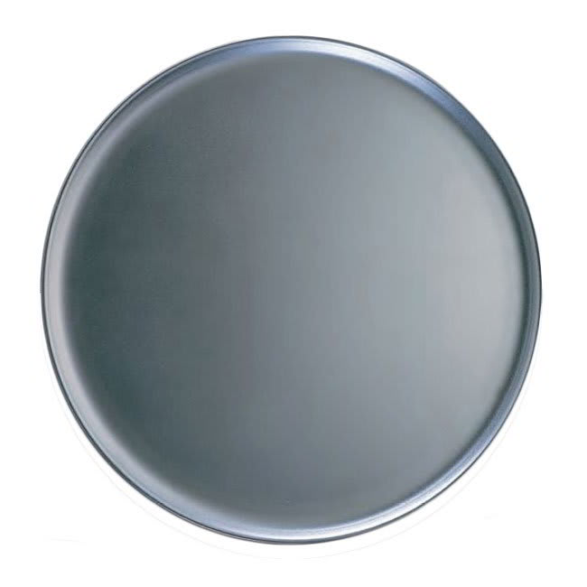 """American Metalcraft HACTP23 23"""" Coupe Style Pizza Pan, Aluminum"""