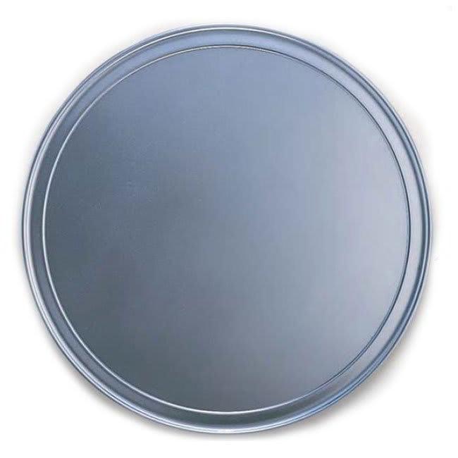 "American Metalcraft HATP11 11"" Wide Rim Pizza Pan, Aluminum"