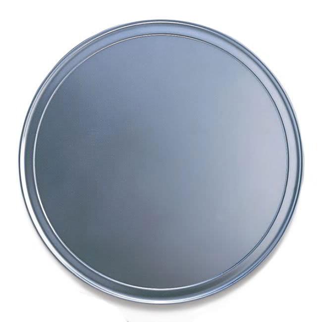 "American Metalcraft HATP20 20"" Wide Rim Pizza Pan, Aluminum"