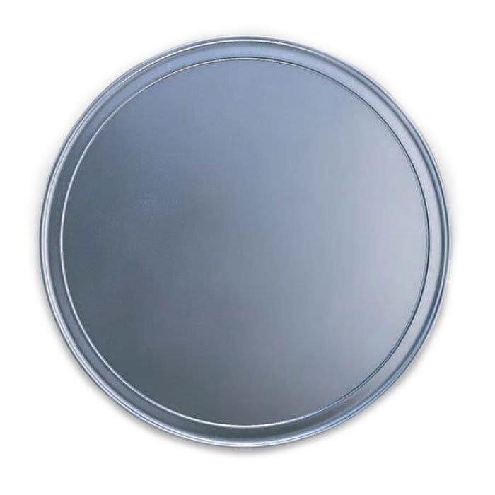 "American Metalcraft HATP28 28"" Wide Rim Pizza Pan, Aluminum"