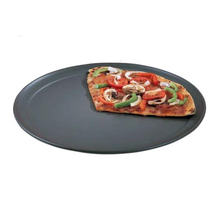 "American Metalcraft HCTP13 13"" Wide Rim Pizza Pan, Hardcoat, Aluminum"