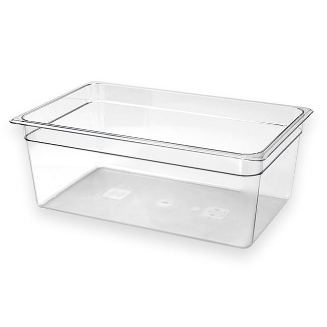 American Metalcraft IBT200 Beverage Tub Insert For BEV1220 & BEV820, Polycarbonate
