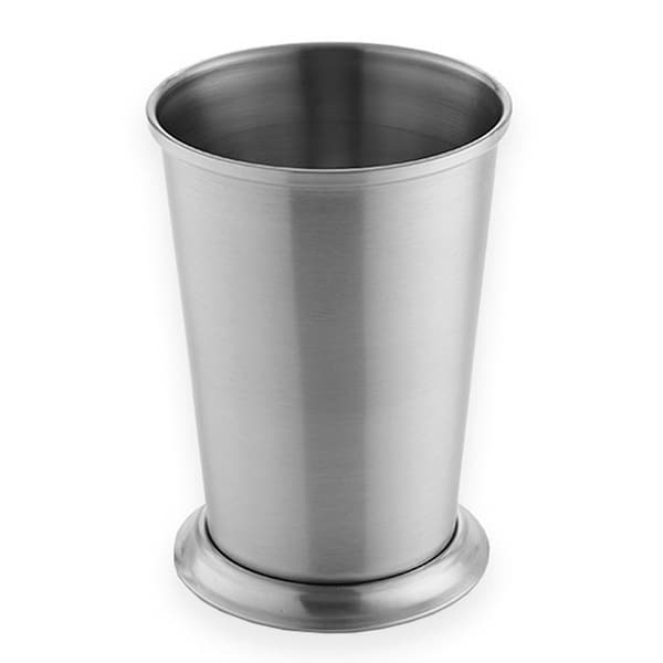 American Metalcraft JC11 11-oz Mint Julep Cup, Stainless Steel