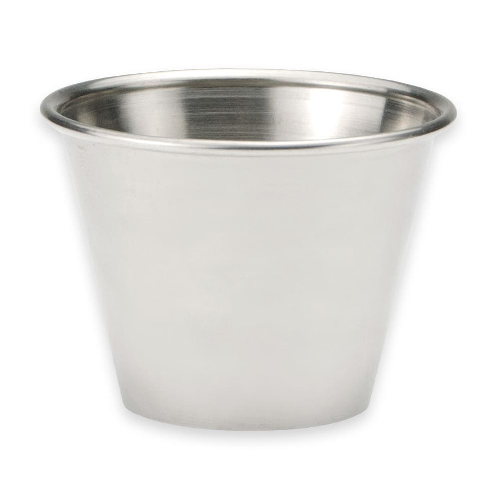 American Metalcraft MB1 Sauce Cup w/ 2.5 oz Capacity, Polished/Stainless