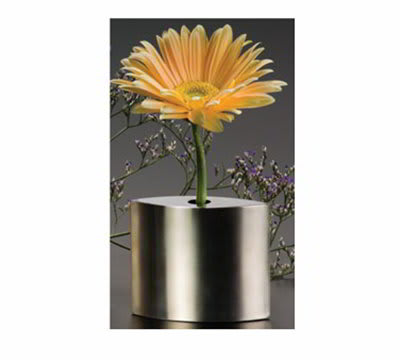 American Metalcraft MDXBV3 Bud Vase, Stainless