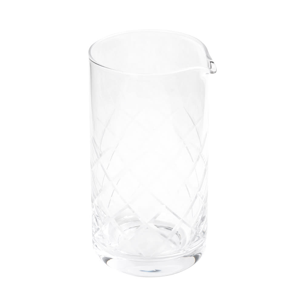 American Metalcraft MGD25 25 oz Mixing Glass, Clear