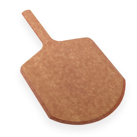 "American Metalcraft MP1222 22"" Pizza Peel, Pressed Wood"