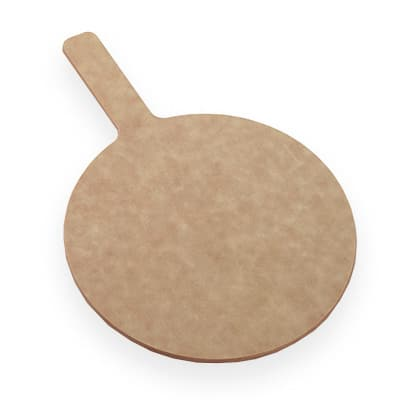 "American Metalcraft MP1621 16"" Pizza Peel w/ 5"" Handle, Pressed Wood"