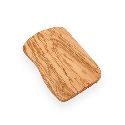 "American Metalcraft OWB129 Rectangular Serving Board - 12x9"" Olive Wood"