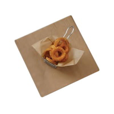 American Metalcraft PPCH3N Fry Paper For Fry Cup/Basket/Cone, Brown