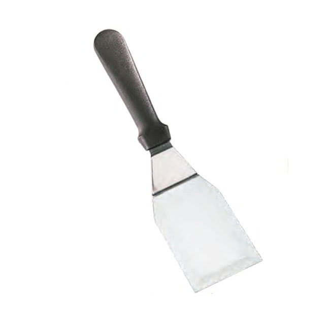 "American Metalcraft PS197 11.62"" Turner w/ 3x5"" Blade, Plastic"