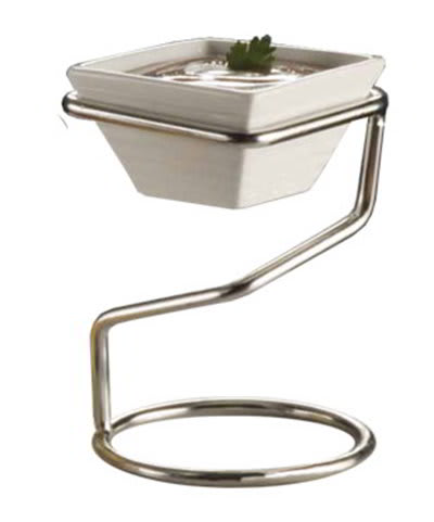 American Metalcraft RAC20 Sauce Sup Stand, Chrome