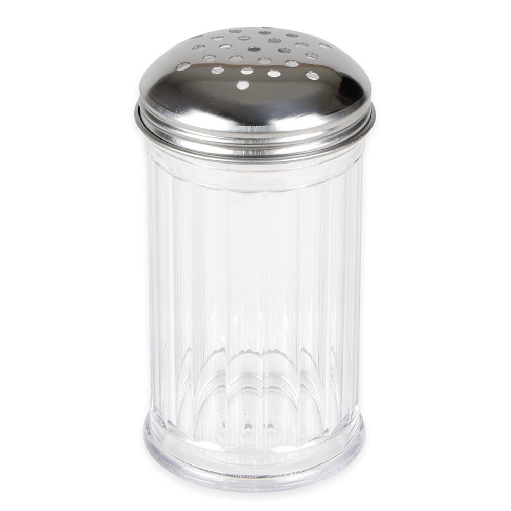 American Metalcraft SAN300 Shaker Jar w/ 12-oz Capacity, Plastic