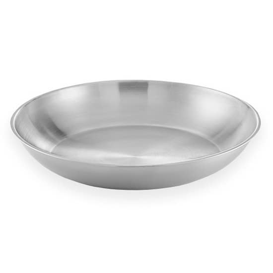 "American Metalcraft SEA14 13.75"" Round Seafood Tray, Aluminum"
