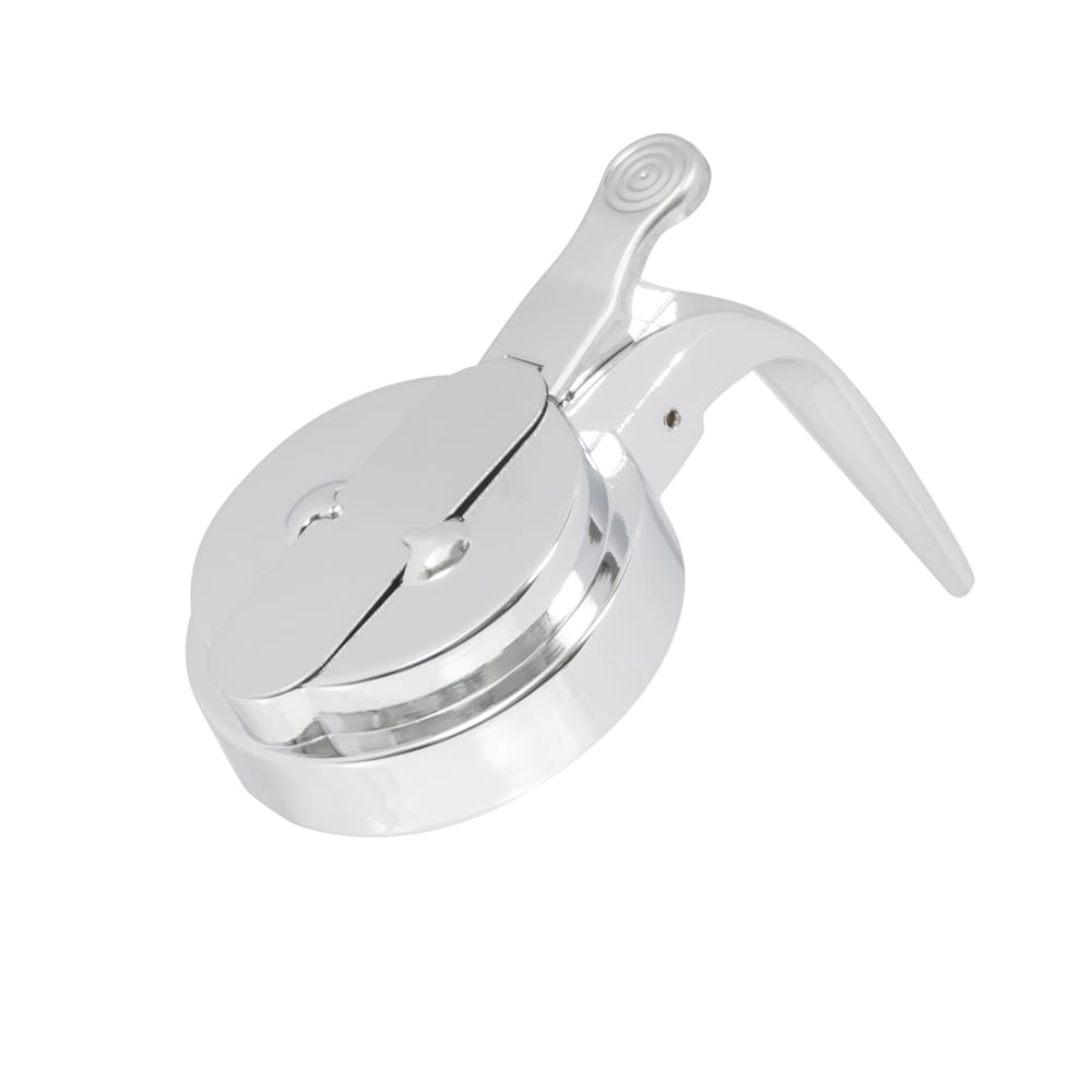 American Metalcraft SGL106 Syrup Dispenser Lid, Chrome