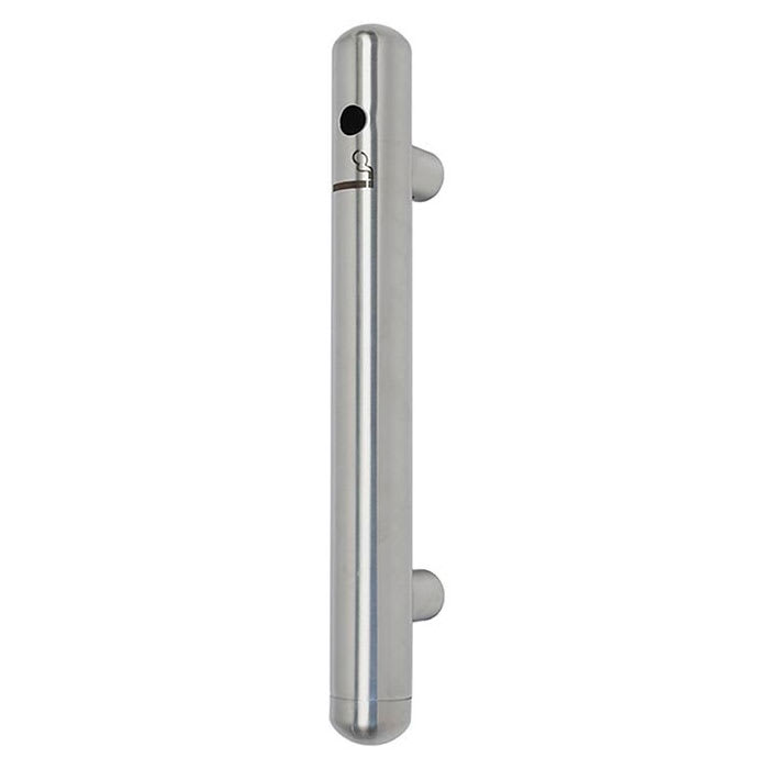 American Metalcraft SPRVSWM Mounted Cigarette Receptacle - Outdoor Rated