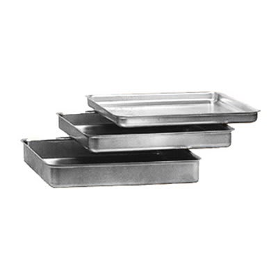 American Metalcraft TF122420 Rectangular Sheet Pan, 2-in Deep, Aluminum