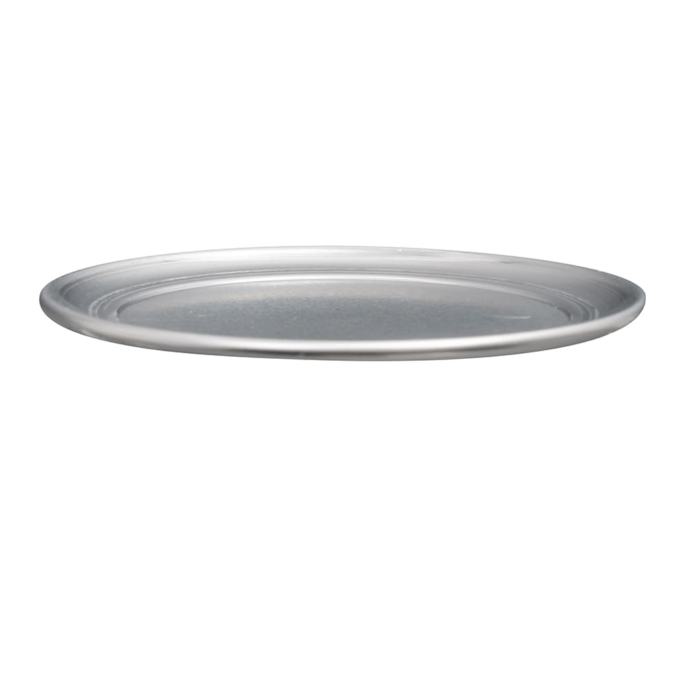 "American Metalcraft TP6 6"" Wide Rim Pizza Pan, Solid, Aluminum"