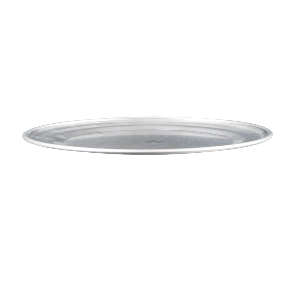 "American Metalcraft TP7 7"" Wide Rim Pizza Pan, Solid, Aluminum"