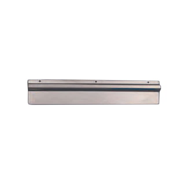 """American Metalcraft TR18 Ticket Rack w/ Plastic End Cap, 18x3.37"""", Stainless"""