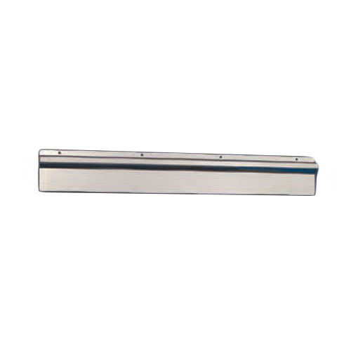 """American Metalcraft TR24 Ticket Rack w/ Plastic End Cap, 24x3.43"""", Stainless"""
