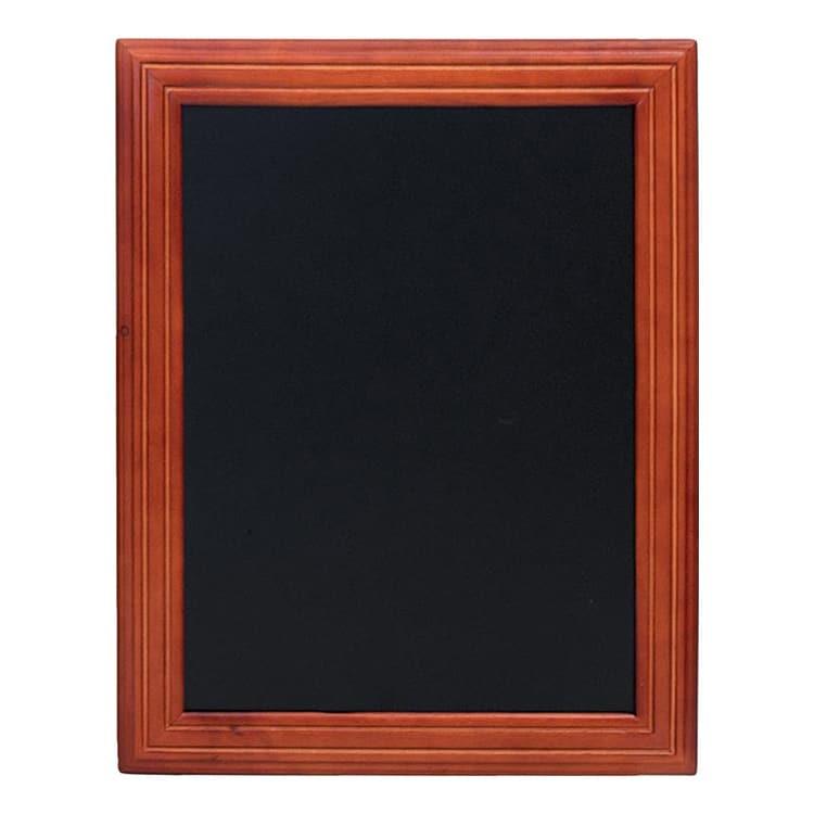 "American Metalcraft WBUM40 14.5"" Wall Board, Mahogany"