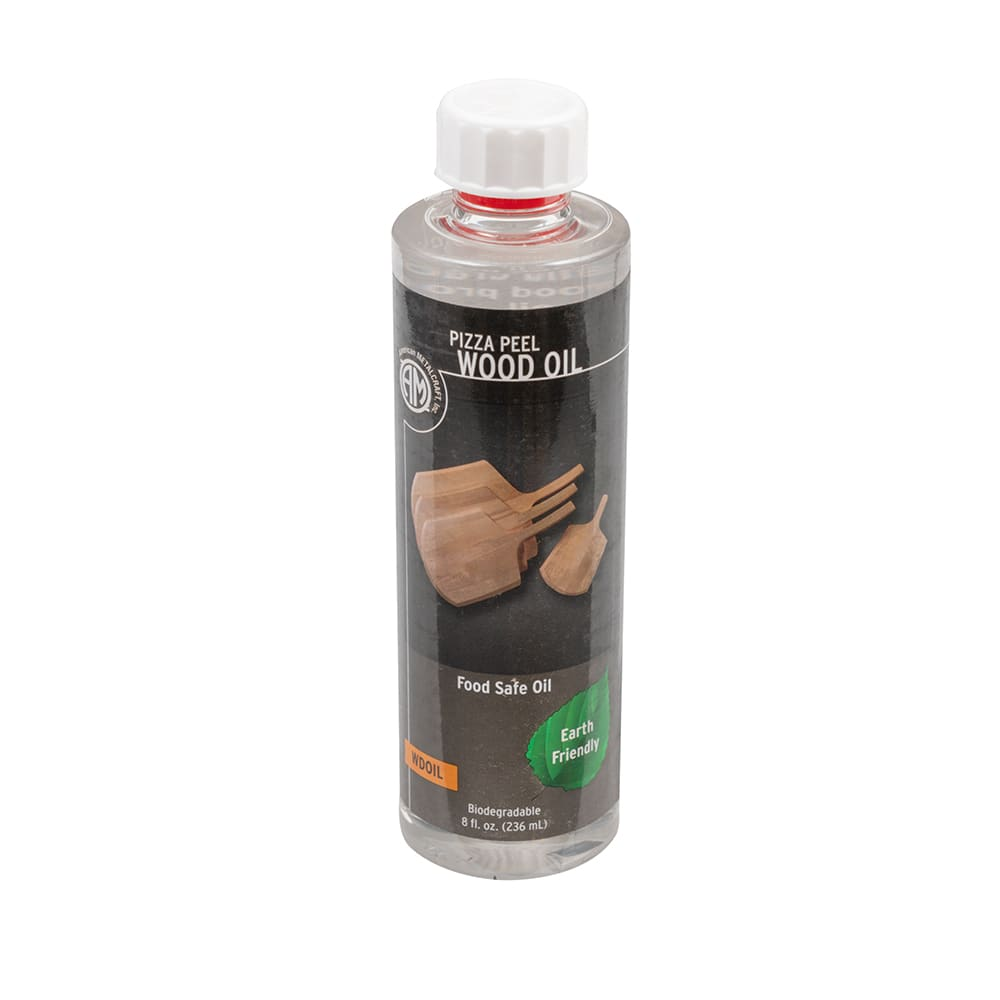 American Metalcraft WDOIL 8 oz Wood Oil For Pizza Peel