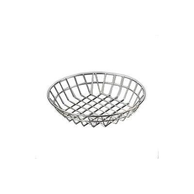 "American Metalcraft WISS10 10"" Basket, Stainless"
