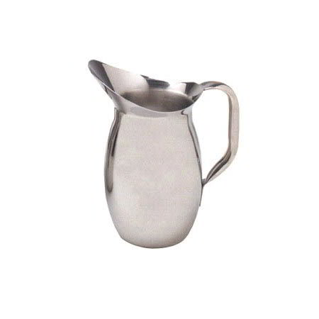 American Metalcraft WP68 Bell Pitcher w/ 68 oz Capacity