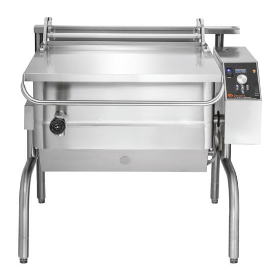 Groen BPP-40GC Eclipse Braising Pan, 40 Gallon, Power Tilt, S/S, Gas