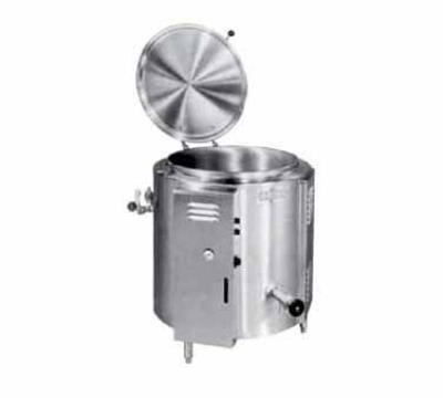 Groen EE-60 60 Gallon Kettle w/ 2/3 Jacket, Tri-Leg Base, Electric