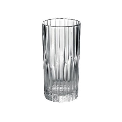 Duralex 1058AB06 10.63-oz Manhattan High Tumbler Glass