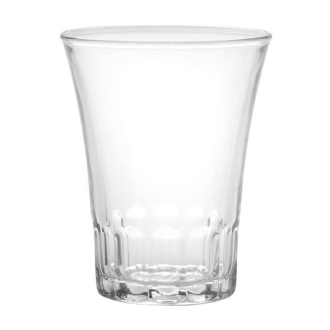 Duralex 511880C12/4 3.25 oz Amalfi Tumbler, Glass